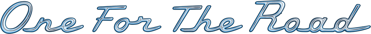 One for the Road Logo